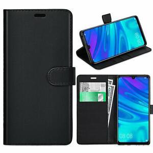 Samsung-A21S-Case-Wallet-Flip-book-Case-Black