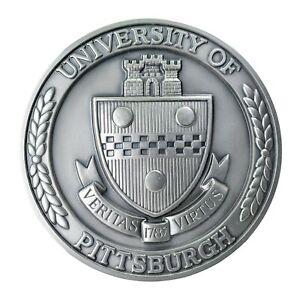 University of Pittsburgh Medal - 1990 (2012 Restrike) - Medallic Art Company