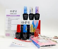 OPI Gel Color Polish GelColor Disney Alice Through The Looking Glass Kit  6ct/pk