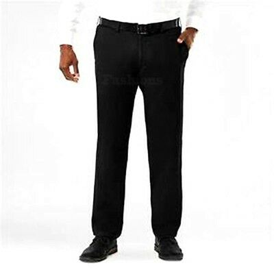 Haggar H26 Men/'s Big and Tall Dress Pants Chino Sustainable
