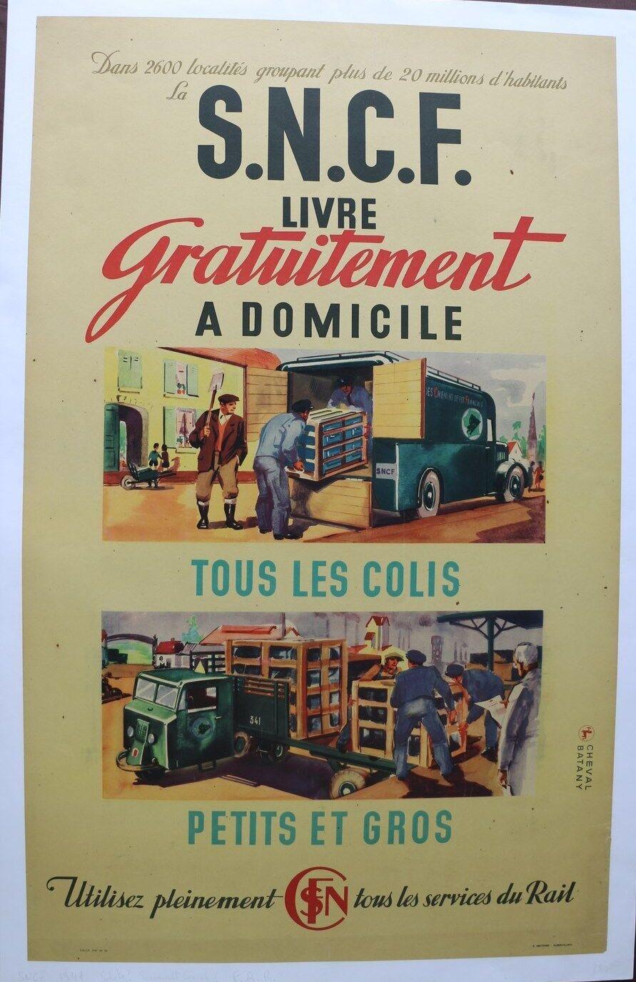 """Aux bonnes pratiques du passé : """"Quand la SNCF était autre"""" S-l1600"""
