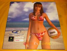 DEAD OR ALIVE XTREME BEACH VOLLEYBALL CALENDARIO 2003 calendar cm. 32,5x32,5 DOA
