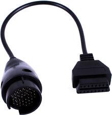 OBD 38 auf 16 Pin Diagnose Stecker Kabel für Auto KFZ Mercedes Benz, Sprinter