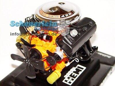 Modell Motor V8 Shelby Cobra 427 FE Motormodell Standmodell Figur Engine #27