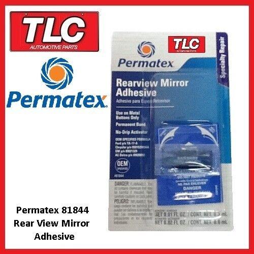 Permatex 81844 Rear View Mirror Adhesive Glue ****FREE POSTAGE****
