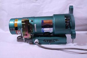 Industrial three phase motor for garage roller shutter for Commercial garage door motor
