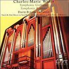 Charles-Marie Widor: Sympnoie Gothique; Symphonie Romane (CD, Jan-2009, Loft Recordings)