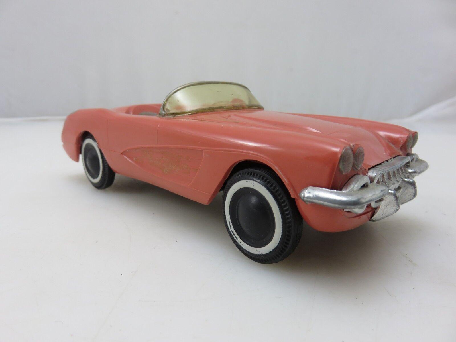1959 CHEVY CHEVROLET CORVETTE KONgrönIBIL PROMOM modelll Bil