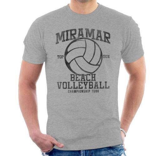Miramar Top Gun Beach Volleyball Championship Men/'s T-Shirt