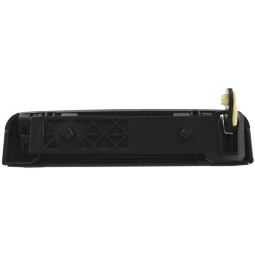 NEW RH Outside Front Door Handle Black for 87-97 D21 Hardbody Pickup Pathfinder