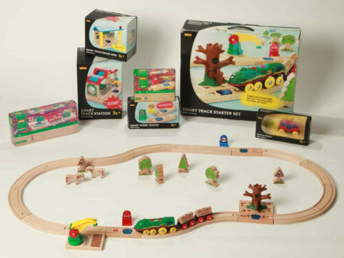 Brio Smart Track Engine Entire Collection!