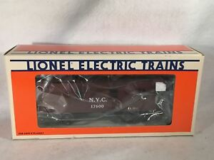 Lionel-O-Scale-6-17600-New-York-Central-Wood-Sided-Caboose