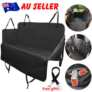 Nonslip-Waterproof-Car-Seat-Covers-Premium-Pet-Dog-Protector-Hammock-Mat-Black