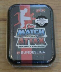 Topps-Match-Attax-19-20-Mini-Tin-inkl-limitierte-Auflage-2019-2020-Neu-amp-OVP