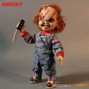 Child-039-s-Play-Chucky-Talking-MEGA-echelle-15-inch-DOLL-maintenant-Disponible
