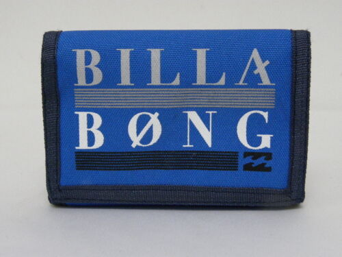 Billabong Corporal Black or Navy Trifold Wallet One Size