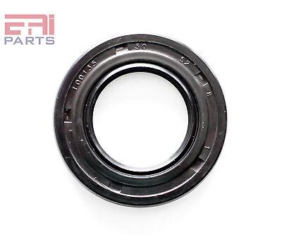 Oil Shaft Seal 25x33x6mm TC Metal Case w// NBR Coating EAI Double Lip w// Spring