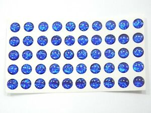wLure-50-Pieces-Blank-Lure-Solid-Blue-Fishing-Eyes-UPECB