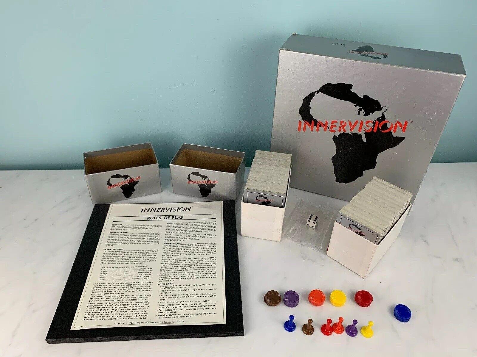 minoristas en línea Innervision afroamericano negro historia y cultura juego de de de Trivia  gran descuento