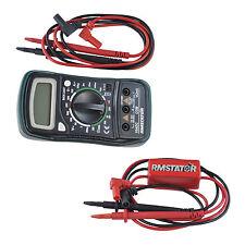 Kit Digital Multimeter + Voltage Peak Reading DVA Adapter