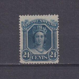 NEWFOUNDLAND CANADA 1865, SG# 30, CV £50, Queen Victoria, NG