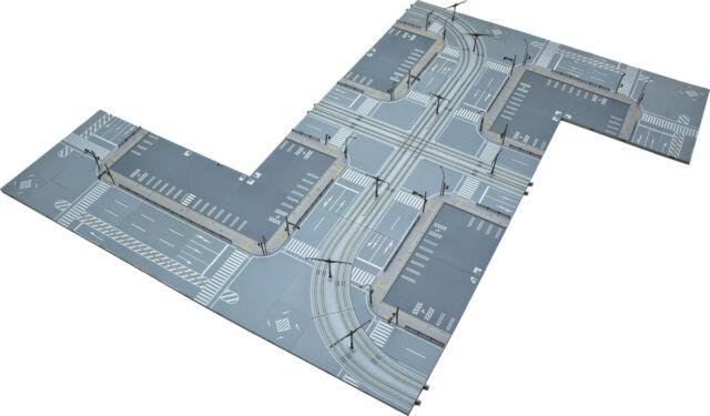 Kato n gauge Unitram V50 40-800 Basic track set