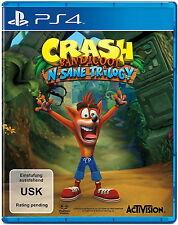 *NEU* Crash Bandicoot N.Sane Trilogy (Sony PlayStation 4, 2017) (VÖ: 30.06.2017)