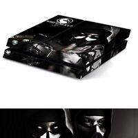 Skin Sticker Set Ps4 Design Mortal Kombat Folie Aufkleber Modding