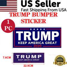 3 For $5 DONALD TRUMP BUMPER STICKERS 2020 MAGA UV COAT WATER PROOF