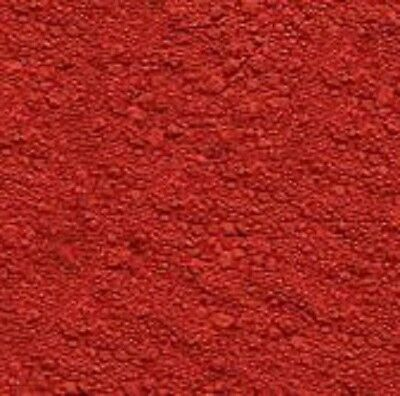 Cosmetic Grade Red Iron Oxide / Make Your Own Mineral Makeup & Soap Making