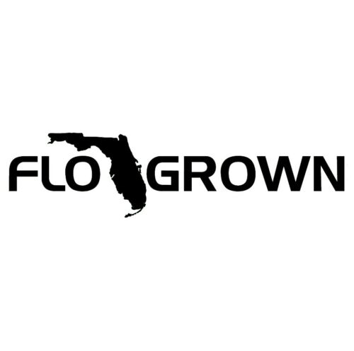 FLOW GROWN STICKER DECAL CAN MAKE ANY SIZE