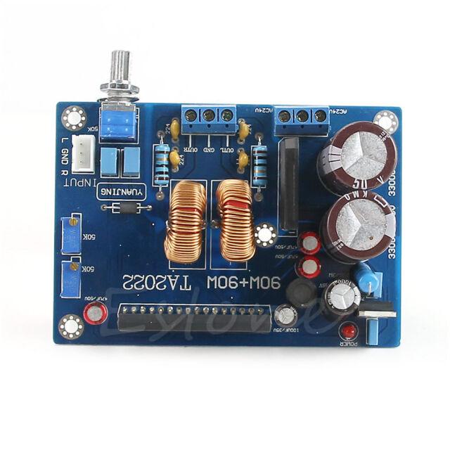 TA2022 90W+90W Stereo Class D Amplifier Board Module 1pc