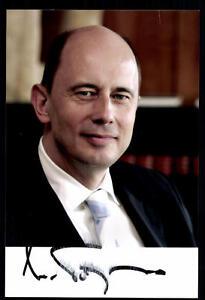 Original, Nicht Zertifiziert Politik, Adel & Militär PräZise Wolfgang Tiefensee Foto Original Signiert ## Bc 42187