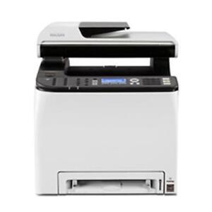 Ricoh-SP-C250SF-Color-Laser-Multifunction-Printer-Print-Copy-Scan-Fax