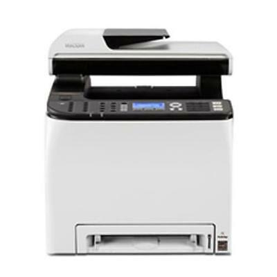 Ricoh SP C250SF Color Laser Multifunction Printer - Print, Copy, Scan, Fax