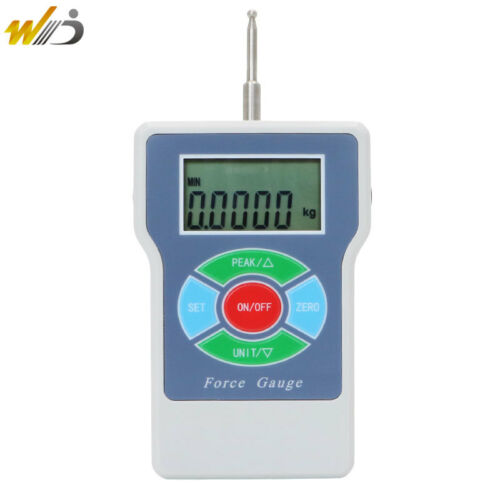 20N Digital Tension Meter Push Pull Force Gauge Measuring Instruments ATL-20