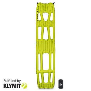 KLYMIT-Inertia-X-Frame-Ultra-Light-Sleeping-Camping-Pad-CERTIFIED-REFURBISHED