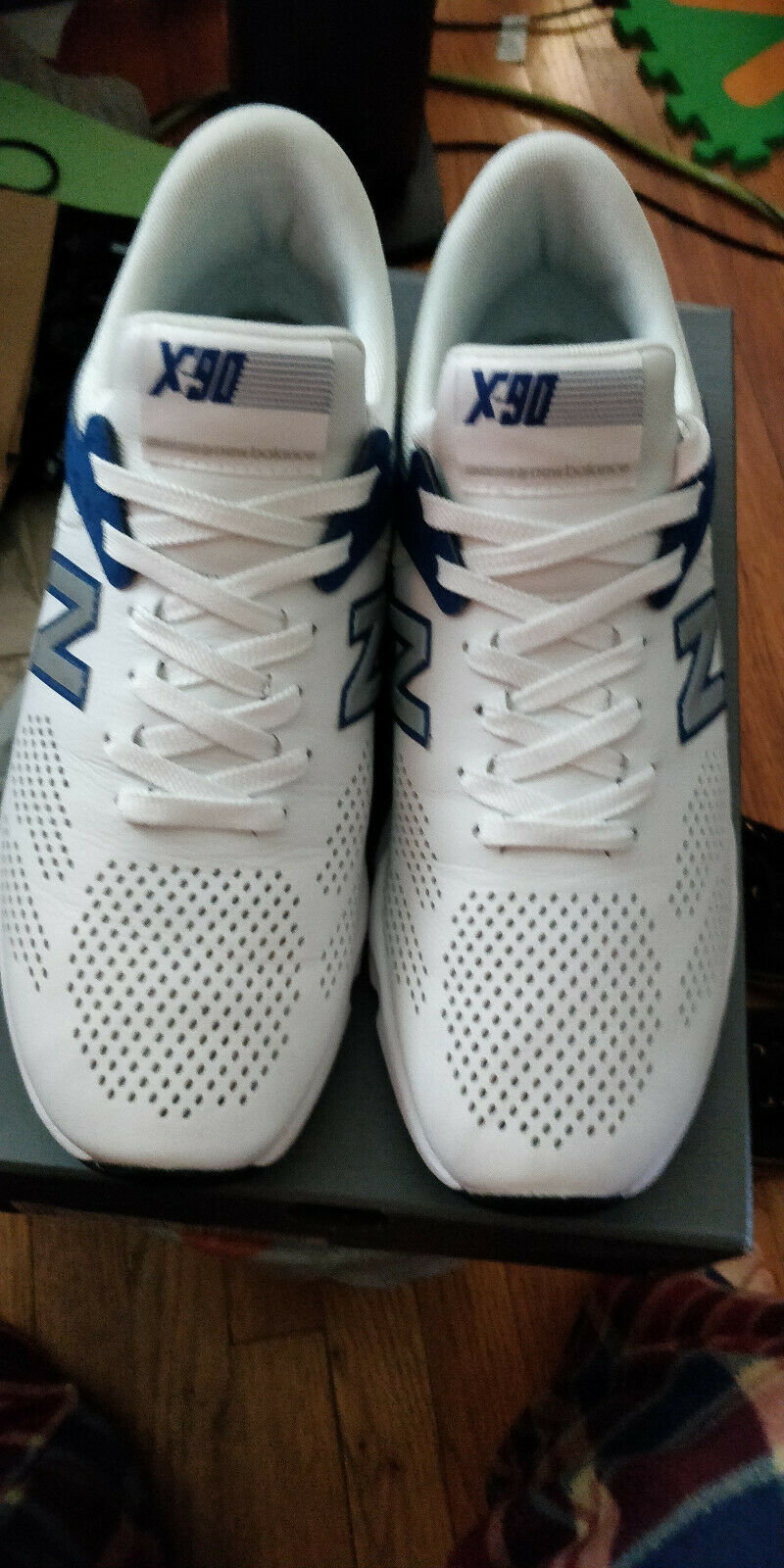 New Balance Sneaker MSX90 X90 Size 10 - Preowned