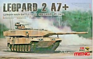 Leopard-2-A7-Panzer-Bundeswehr-Bausatz-Kit-1-35-scale-MENG-TS-042-937-Teile