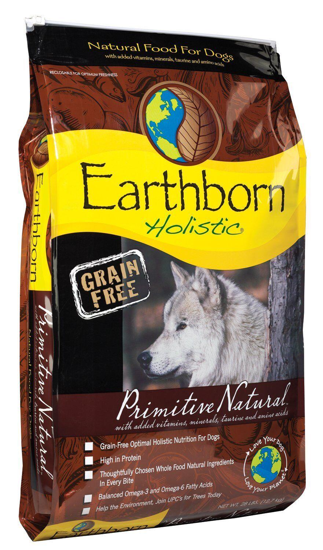offrendo il 100% EARTHBORN EARTHBORN EARTHBORN Primitive Natural Dry Dog Food (28 lb)  moda classica