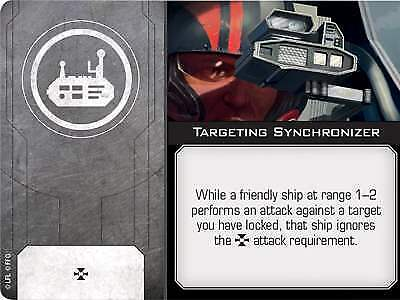 Upgrade Cards MODIFICATIONS SYSTEM TECH X-Wing Miniatures 2.0 Game 2nd Edition