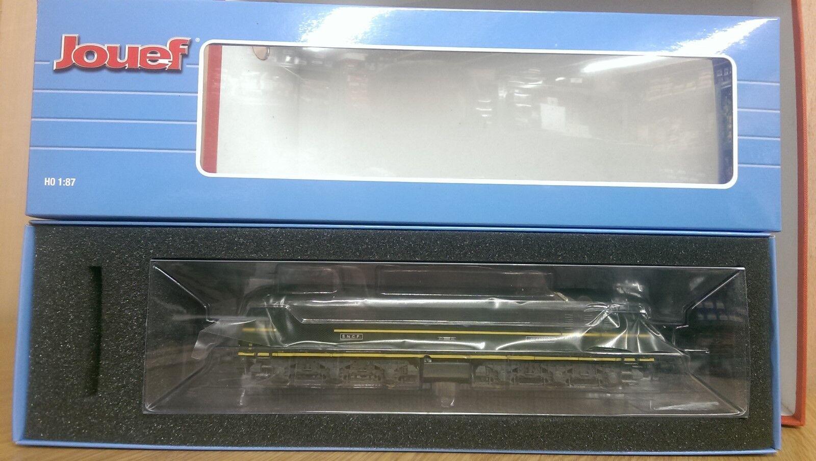 Jouef HJ2354S Diesel Locomotive CC65524 verde Livery & gris Chassis DCC Sound