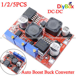 1-5pc-XL6019-LM2596S-DC-DC-Boost-Buck-Power-Supply-Step-Up-Down-Converter-Module