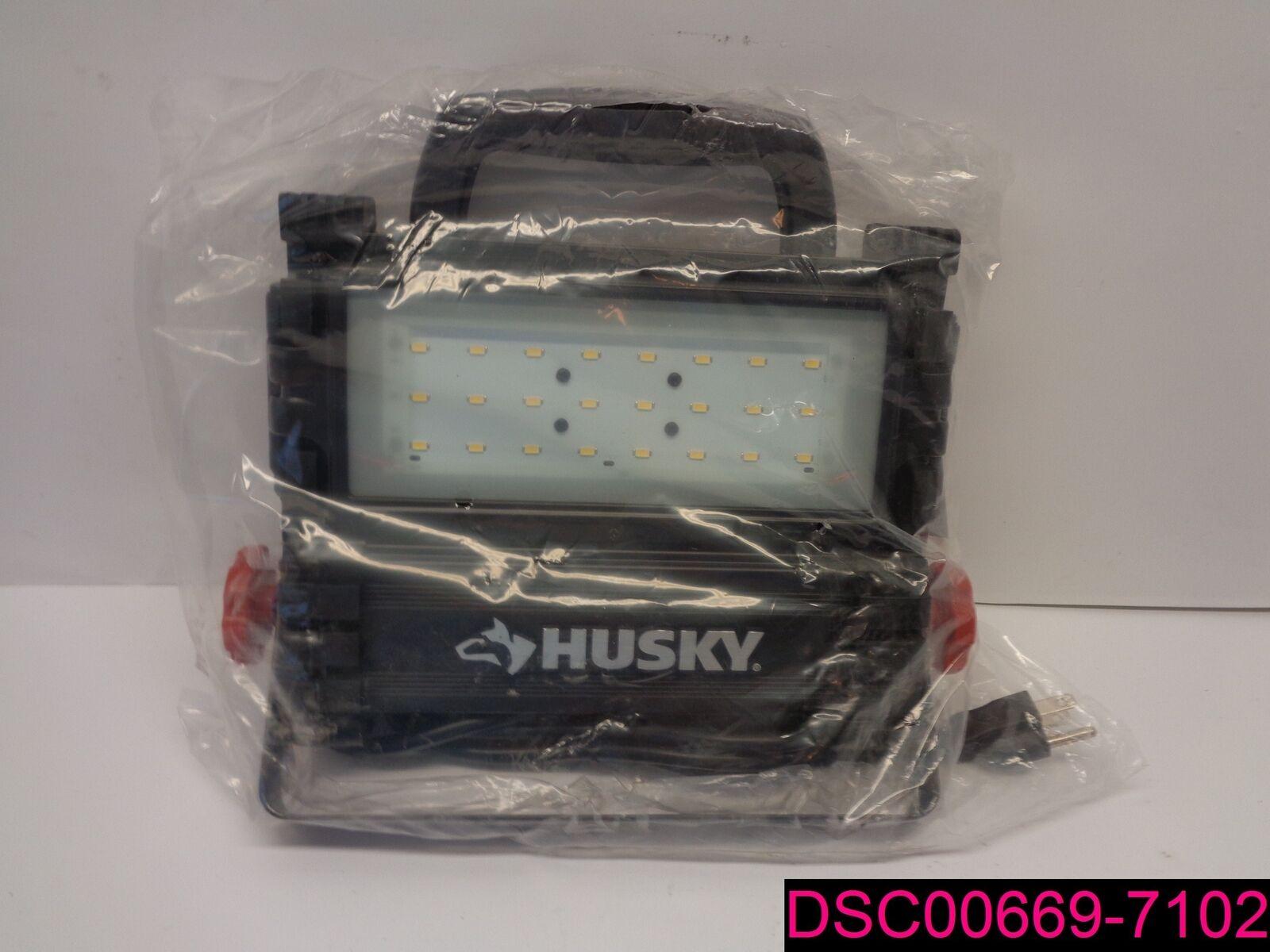 HUSKEY LED MULTI-DIRECTIONAL WORK LIGHT DE002-3PS48  (NO TRI POD)