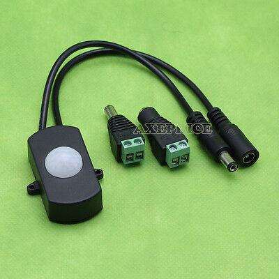 1PCS Automatic MINI DC 12V 24V led strip PIR Body infrared motion sensor switch