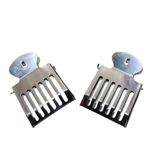 Stainless Steel Queen Bee Cage Equipment Catcher Beekeeping Tool Clip KV
