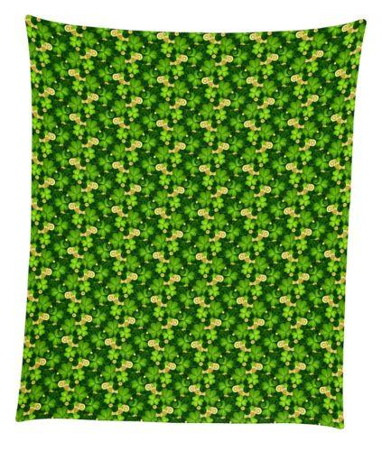 "Patrick/'s Paisley Mircofleece Throw Blanket 50/""x60/"" St"