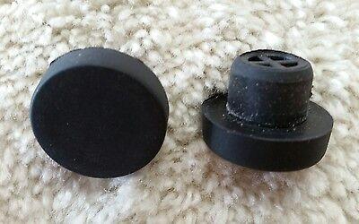 Viking Cues Rubber Screw In Butt Bumper, New Replacement Bumper 1