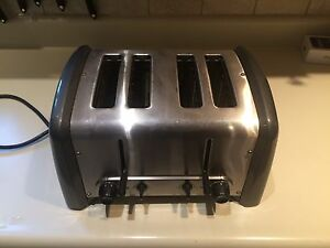 Kitchenaid Kptt901pm1 Pro Line 4 Slice Toaster Pearl
