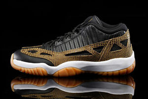 official photos 49677 93998 Details about 2015 Air Jordan 11 XI Retro Low iE SZ 14 Croc Snakeskin Gum OG  306008-013